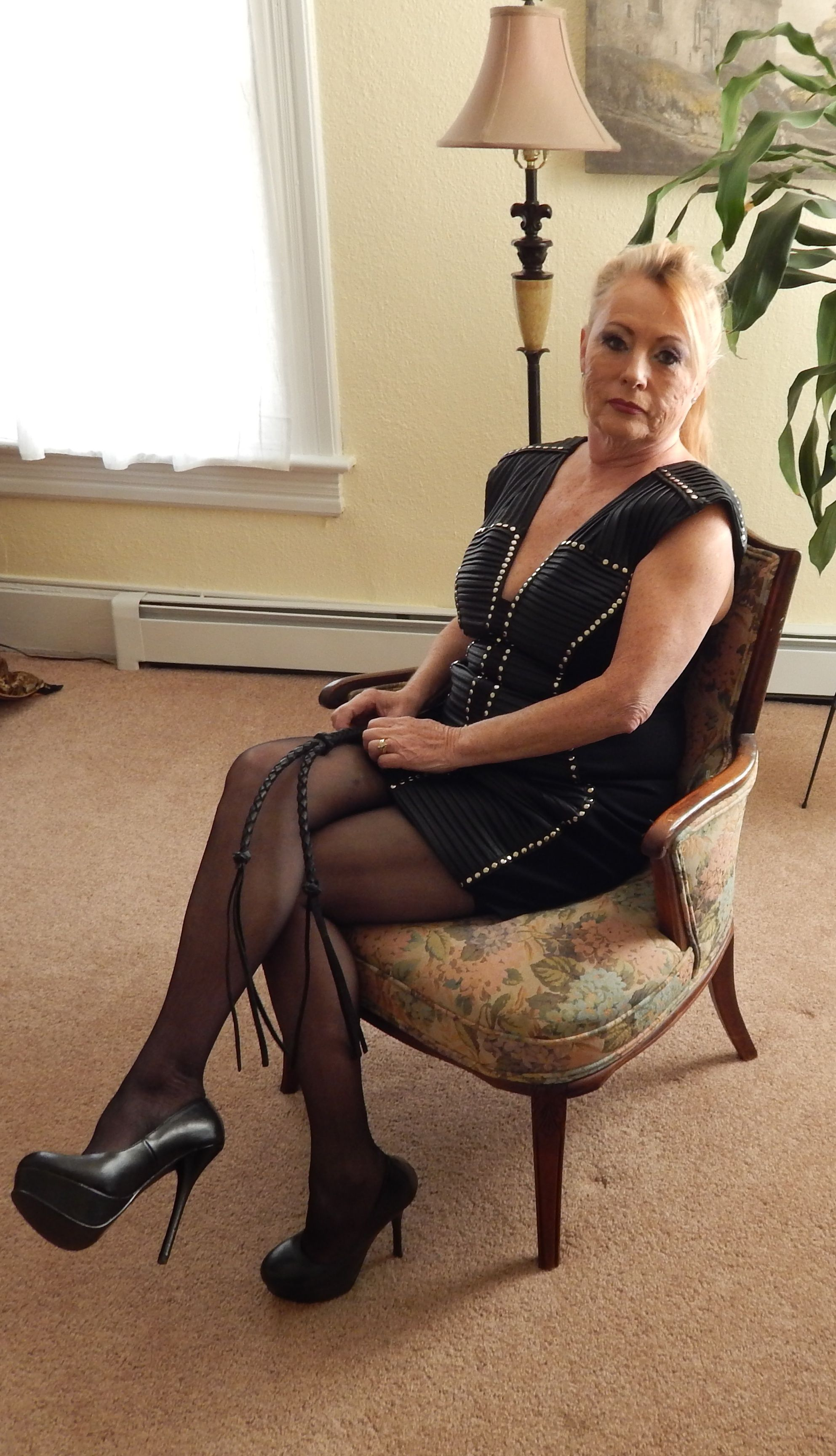 pantyhose spiked heels pictures